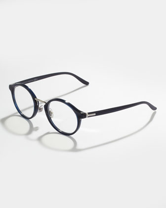 Palladium Fashion Glasses, Blue