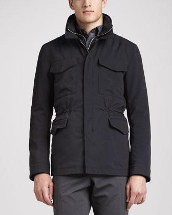 3-in-1 Tech Jacket