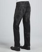 Geno Revolver Slim-Fit Jeans