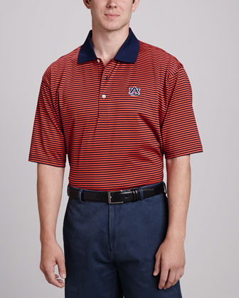 Auburn Gameday Polo, Blue