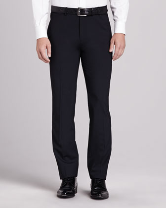 Marlo New Tailor suit pant, navy