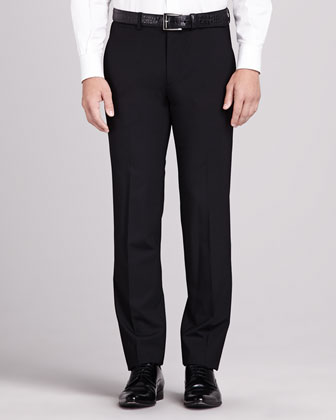Marlo New Tailor suit pant, black