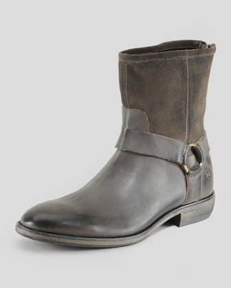 Forte Harness Boot, Charcoal