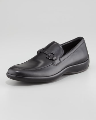 Street Tonal-Bit Loafer, Black