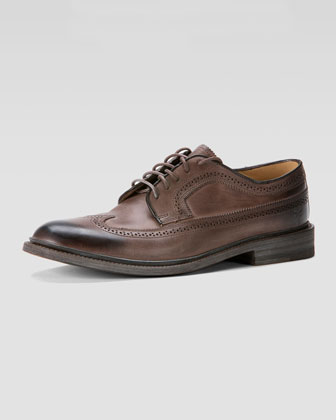 James Wingtip, Brown