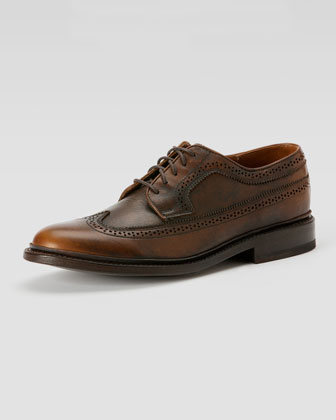 James Wingtip, Cognac
