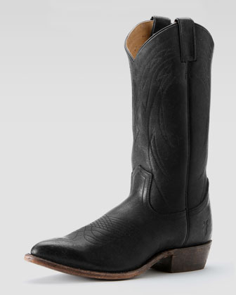 Billy Pull-On Boot, Black