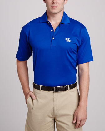 University of Kentucky Polo, Blue