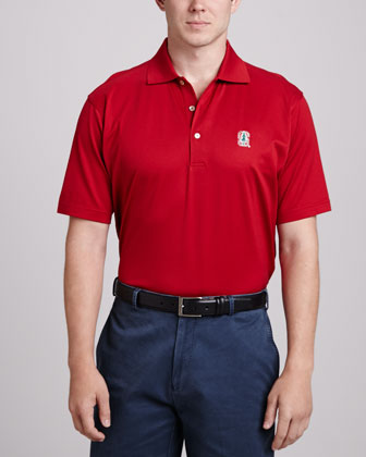Stanford Gameday Polo, Crimson