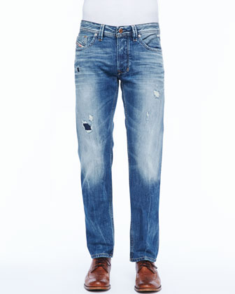 Larkee Boot-Cut Jean, Indigo