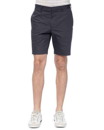 Textured Shorts, Scourie Stripe