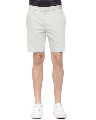 Textured Shorts, Foyero Stripe