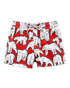 Polar Bear Boys' Jim Swim Trunks, Sizes 8-14