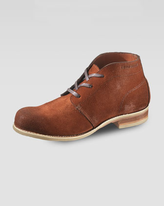 Latham 1000 Mile Chukka Boot, Rust