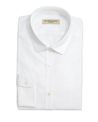 Woven Dress Shirt, White