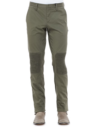 Lightweight Field Jacket, Hartford Biker Pants & Multi-Texture Crewneck ...