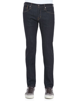Matchbox Basic Dark-Wash Jeans
