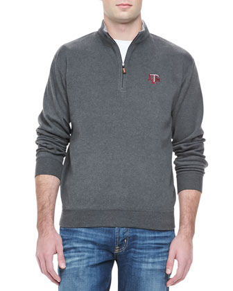 Gameday Texas A&M 1/4-Zip Fleece Pullover
