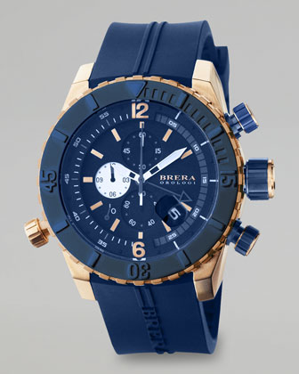 Sottomarino Diver Watch, Navy