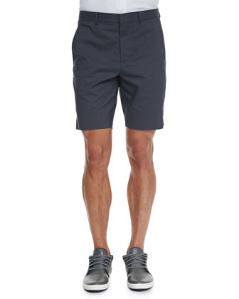 Beckit SW Z Shorts in Reddel, Eclipse