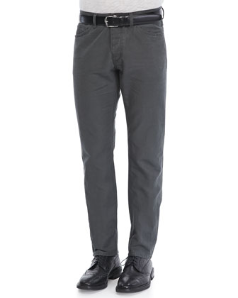 Haydin JE N Z Pants in Hanford Linen-Blend