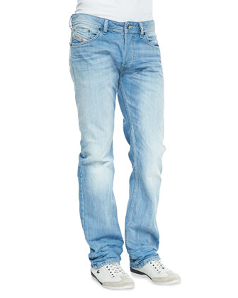 Larkee Light Indigo Jeans