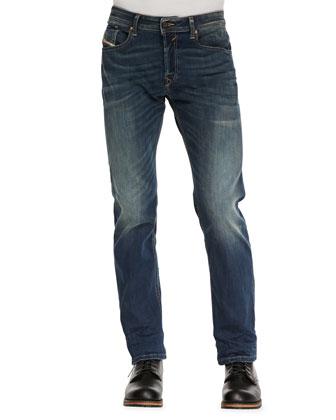 Med Indigo Waykee L.32 Denim Jeans