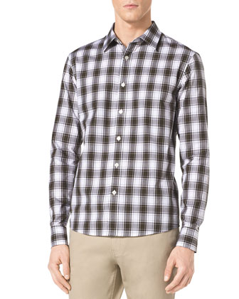 Macauley Check Shirt