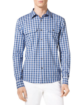 Duncan Check Shirt
