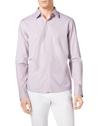 Edmund Check Shirt