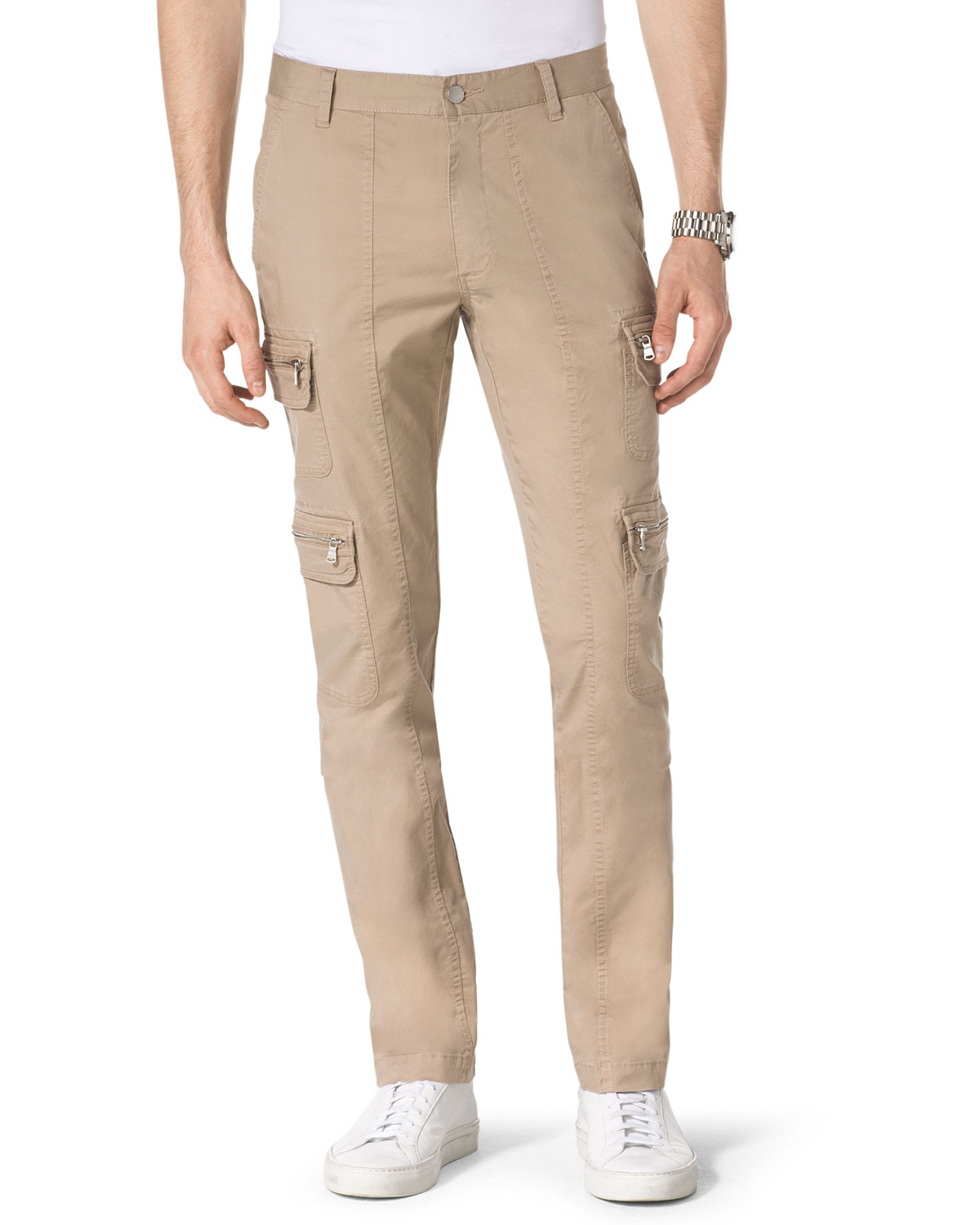 Khaki Cargo Pants Men Mens Khaki Cargo Pants Michael