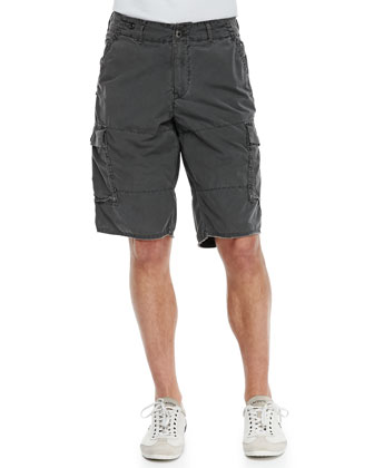 Havasu Cargo Shorts, Black