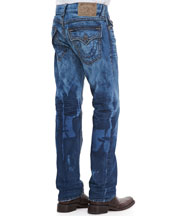 Ricky Big QT Road Blues Jeans