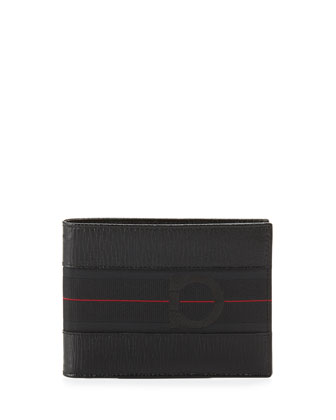 Revival II B-Fold Wallet, Black
