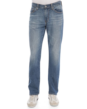 Protege Faded Relaxed Jeans, 22 Years Sail