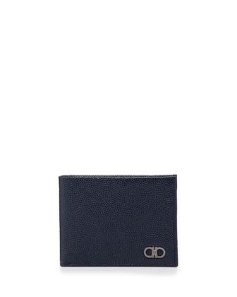 Ten Forty One Bi-Fold Wallet, Navy