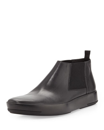 Chelsea Rubber-Sole Boot