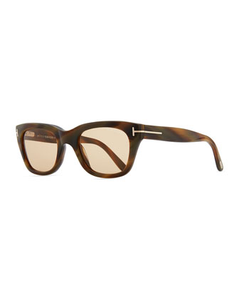Snowdon Hollywood Sunglasses, Brown