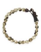 Naga Men's Dragon-Head Bracelet