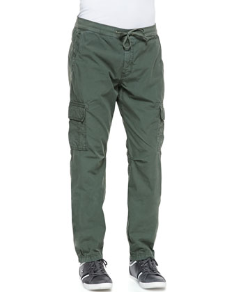 Weekend Cargo Pants, Green