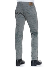 Geno Rocky Coast Watermark Denim Jeans