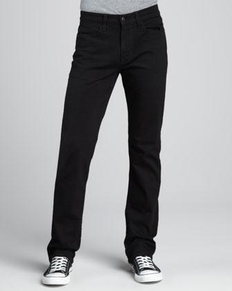 Classic Black Jeans