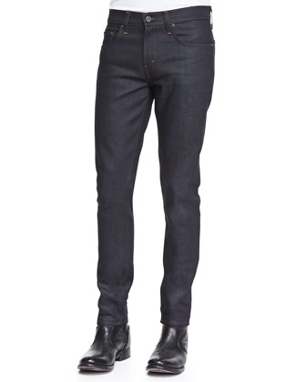 Mick Slim Stretch Jeans, Raw Stretch