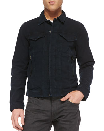 Vance Denim Jacket, Finlay