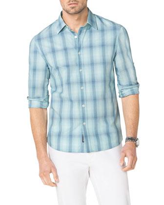 Francois Check Shirt
