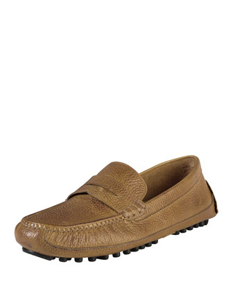 Grant Canoe Penny Loafer, Tan