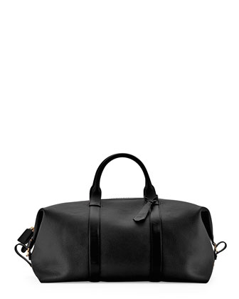 Buckley Large Duffle Bag, Black
