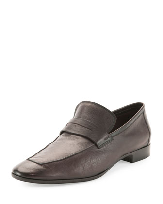Bradley Soft Penny Loafer, Brown