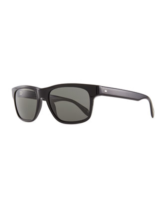 Becket Polarized Sunglasses, Black