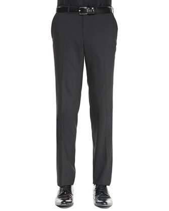 Tuxedo Trousers, Black